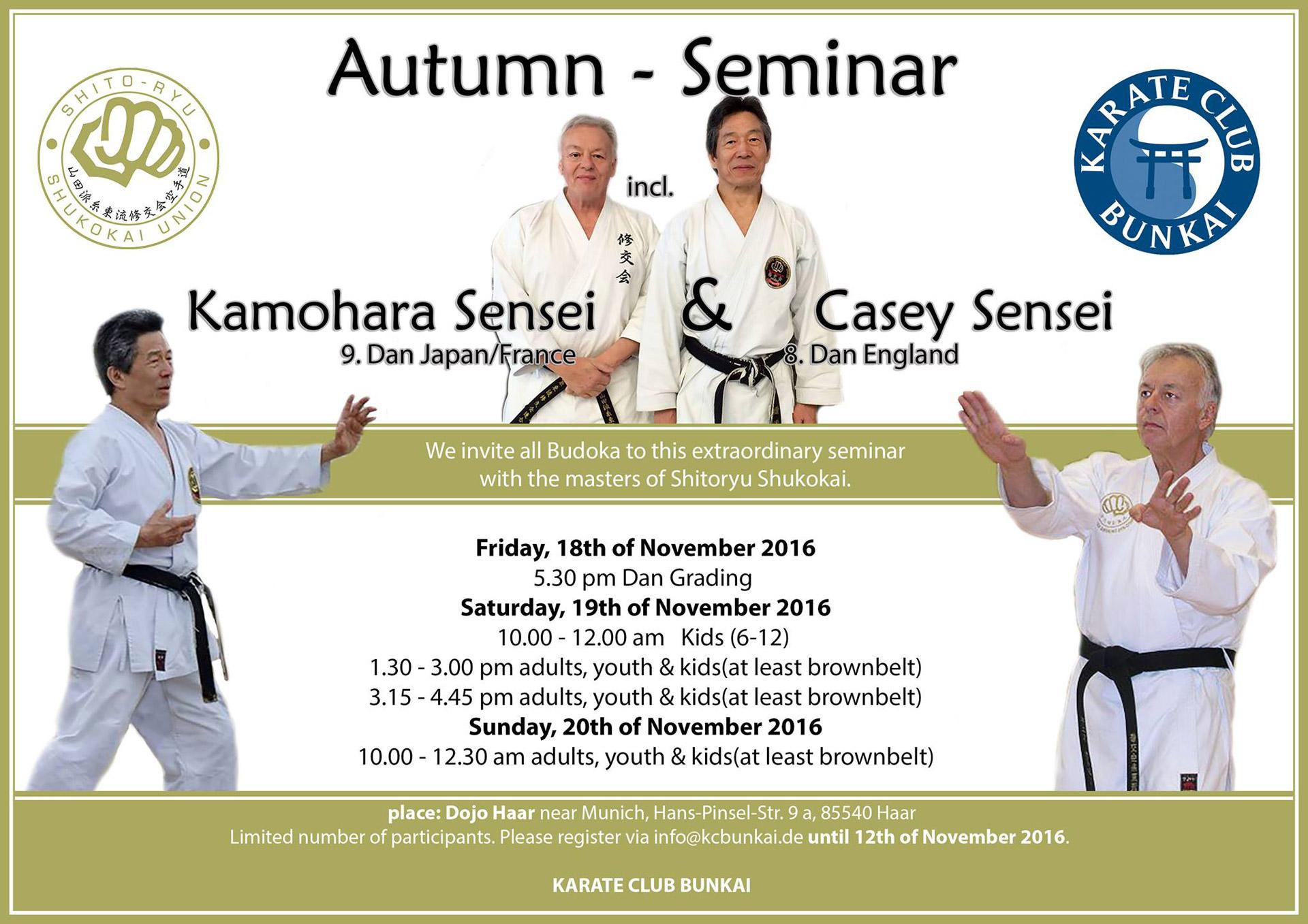 autum-seminar