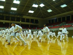 Shito-ryu Shukokai Union Seminars