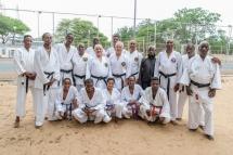 Shito-ryu Shukokai Karate Gasshuku Jwaneng Botswana